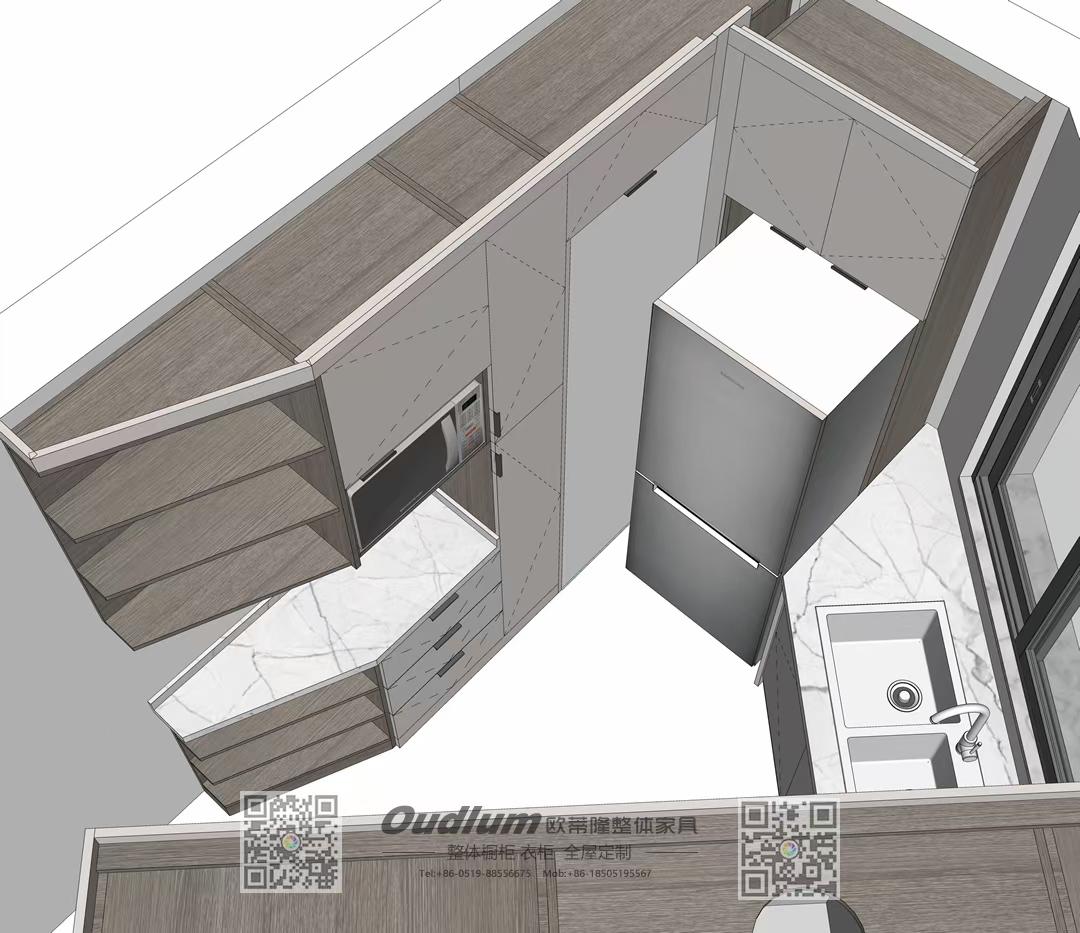 香港西貢區 厨房改造定制