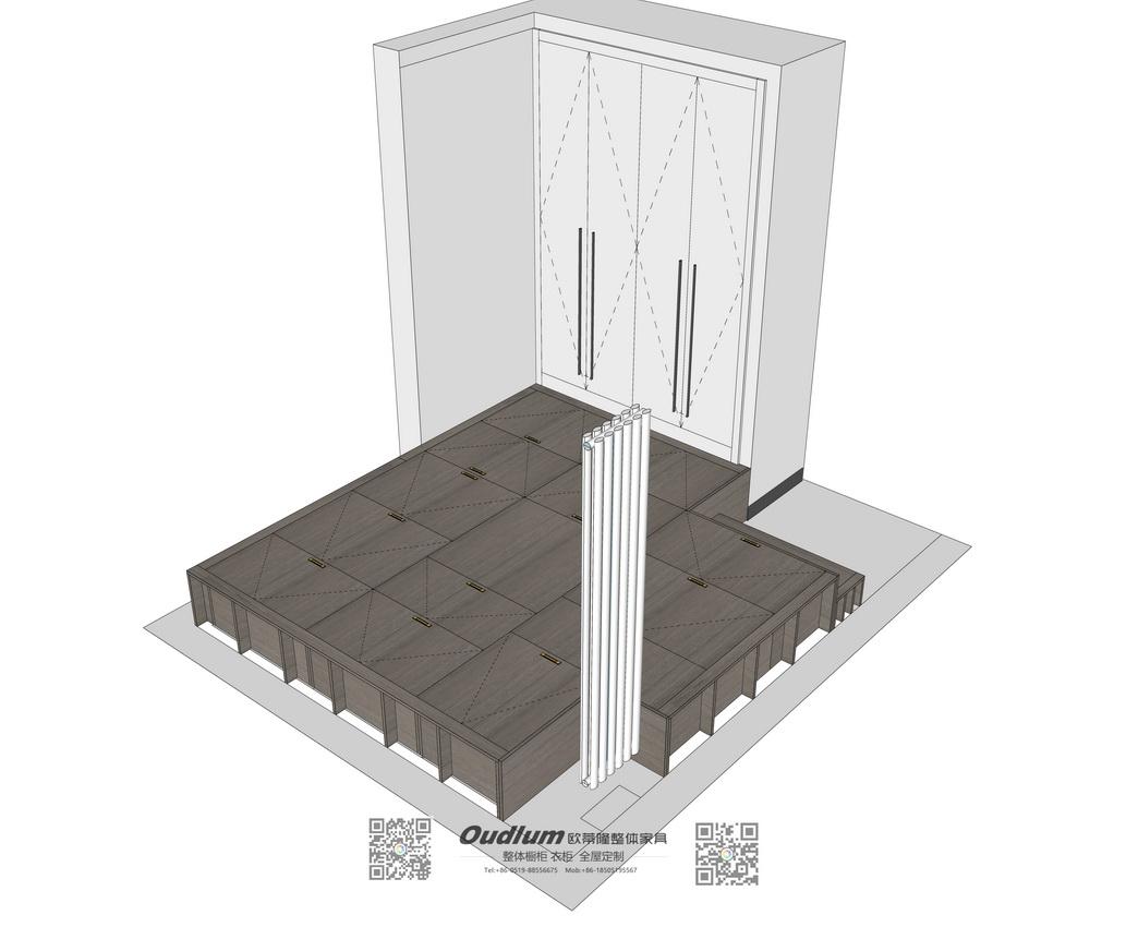 北京市(雨宝贝) 来尺寸家具设计定制