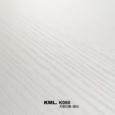 K060 天使白橡 哑光效果