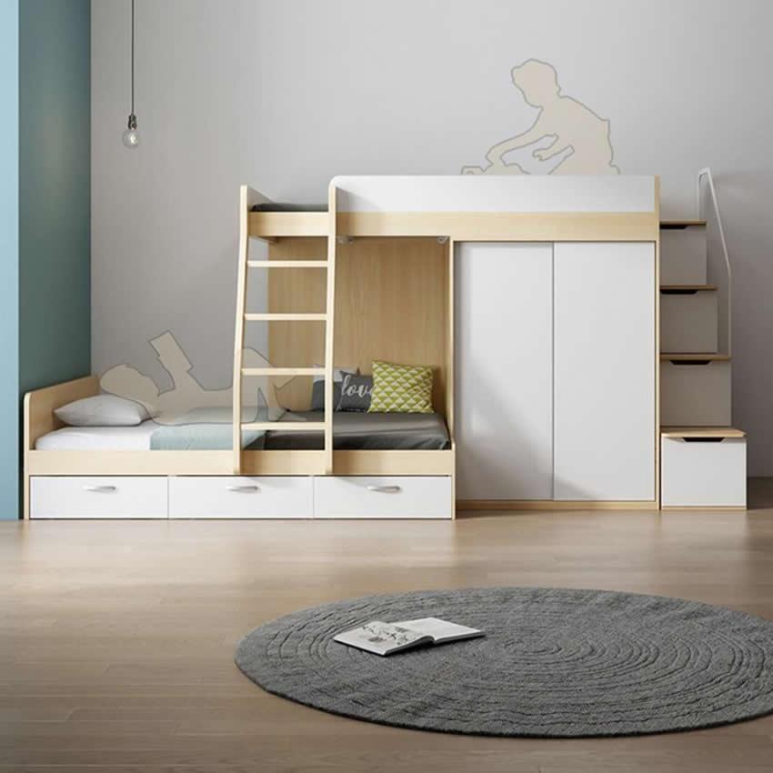 ETF01 儿童房多功能上下组合床