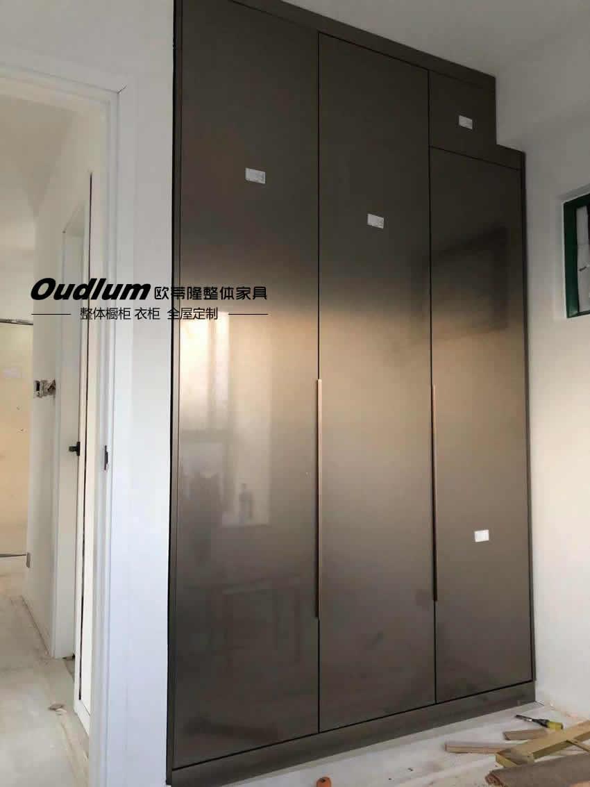 香港西貢區 开门衣柜高端定制 欧蒂隆.OUDLUM 全屋定制
