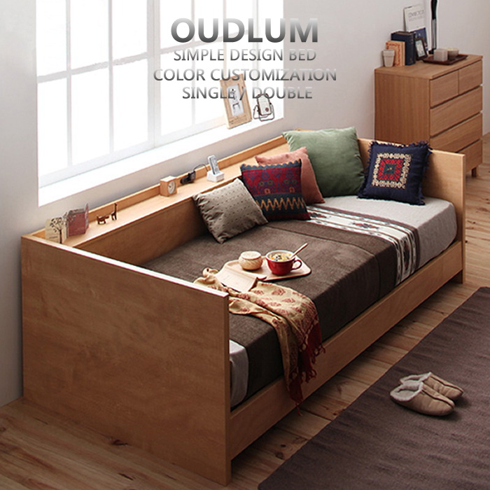 小户床日式榻榻米板式床定制储物床带抽屉单人创意沙发床包邮R624