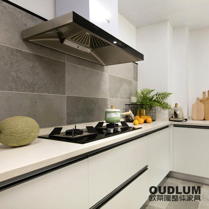 现代简约整体厨房橱柜 C201