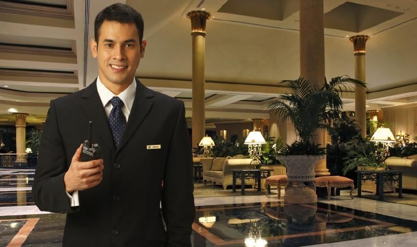 海能达酒店行业专业通信解决方案