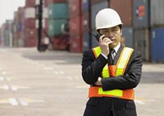 中小型港口码头数字无线通信系统解决方案