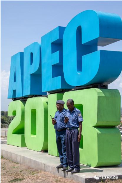 海能达第二次为APEC峰会保驾护航