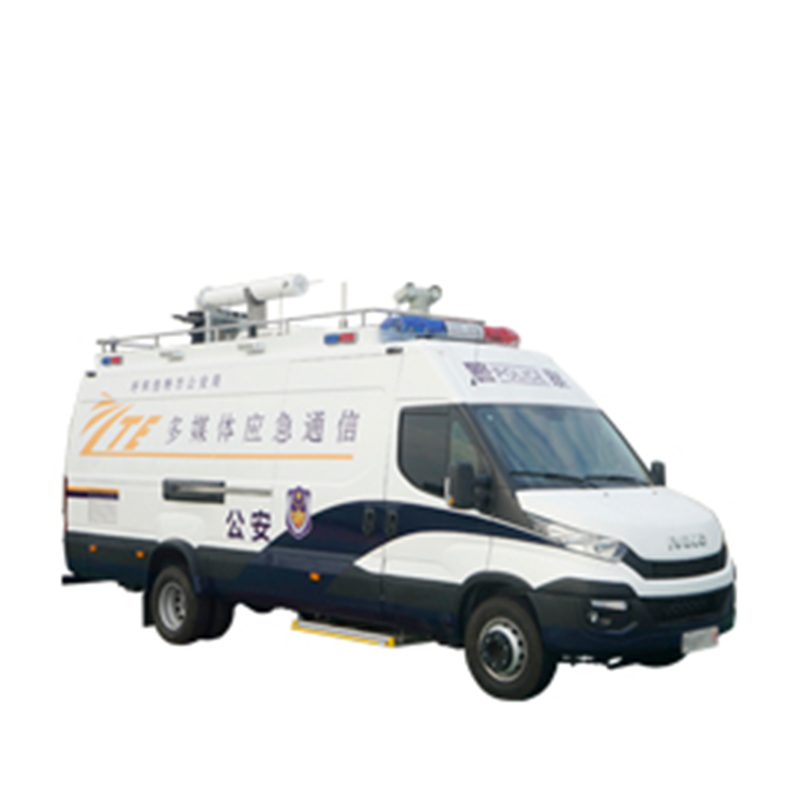 中型公安通信指挥车