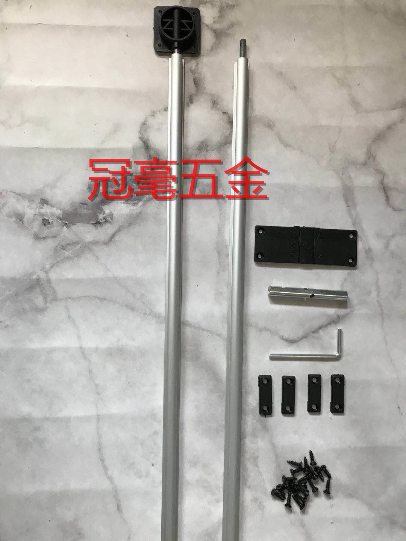 加厚款衣门板调直器 正反螺杆防变形调节器拉直器变形矫直杆