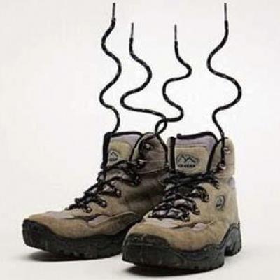 Deodorant for footwear socks and feet