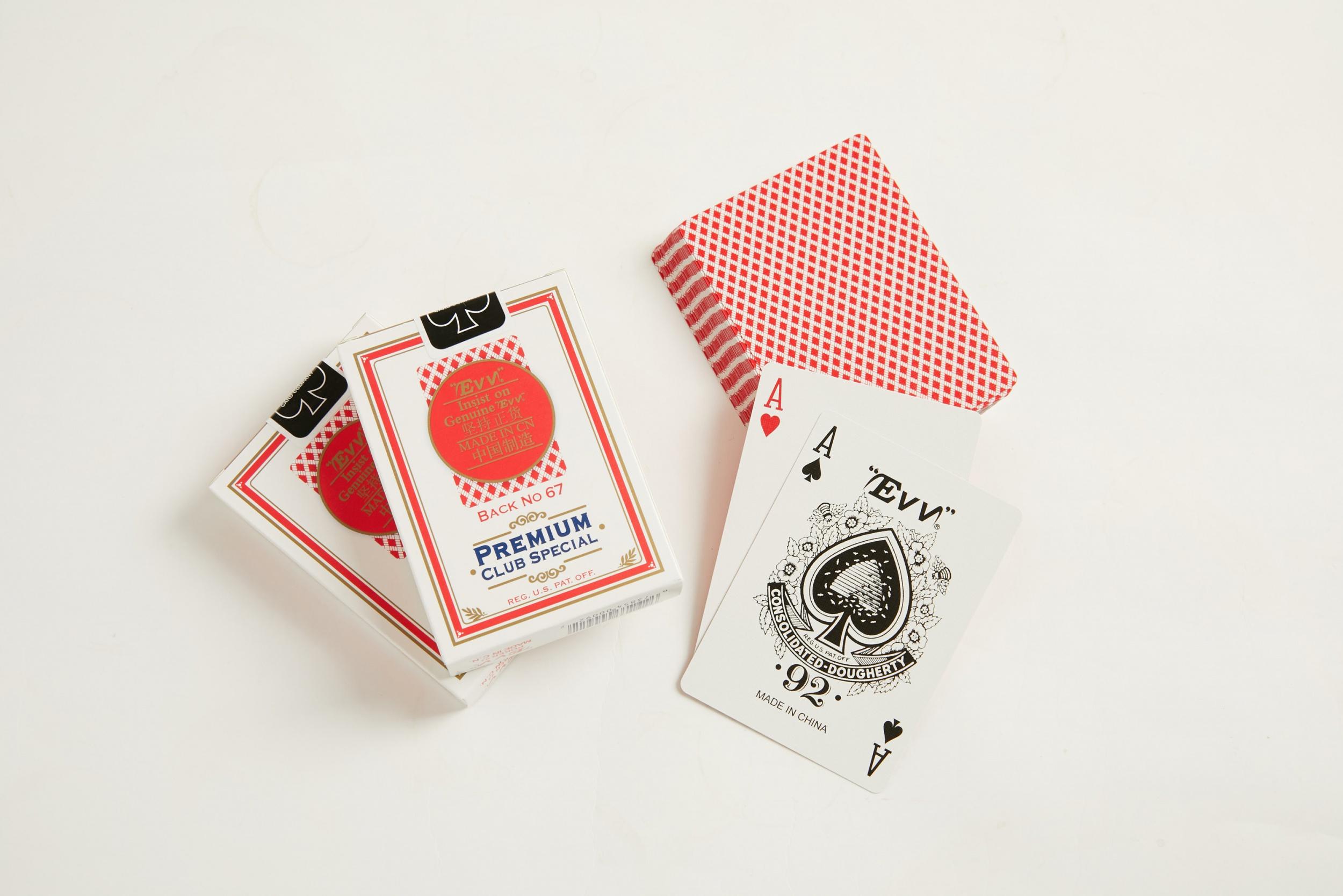 柬埔寨,缅甸,越南黑芯纸扑克牌,蜜蜂条码扑克专业生产厂家