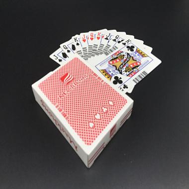 澳门条码扑克牌定制-扑克厂家