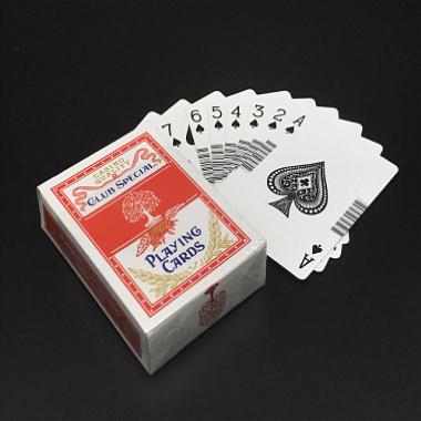 发财树条码扑克牌-扑克牌厂家
