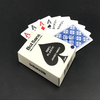 广州塑料扑克牌厂家生产扑克工厂