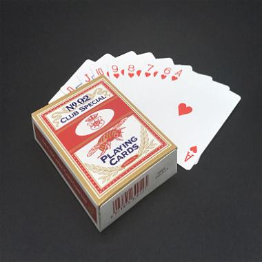 柬埔寨黑芯纸扑克牌价格-广州扑克厂生产