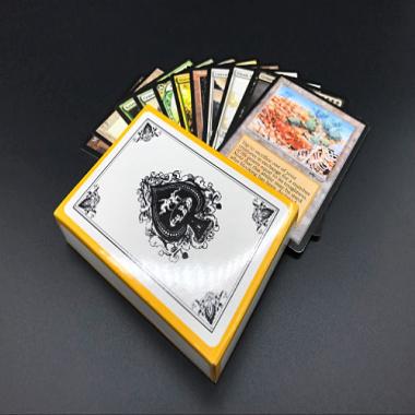 扑克厂-印刷扑克牌厂家