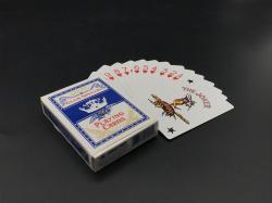 皇冠扑克牌,娱乐扑克牌制作工厂