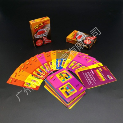 卡通动漫扑克牌广州扑克牌厂家宇华生产