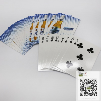 上海市扑克牌定制厂家
