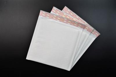 白色牛皮纸气泡袋