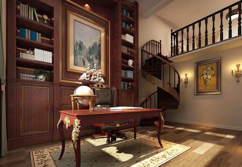 室内螺旋楼梯