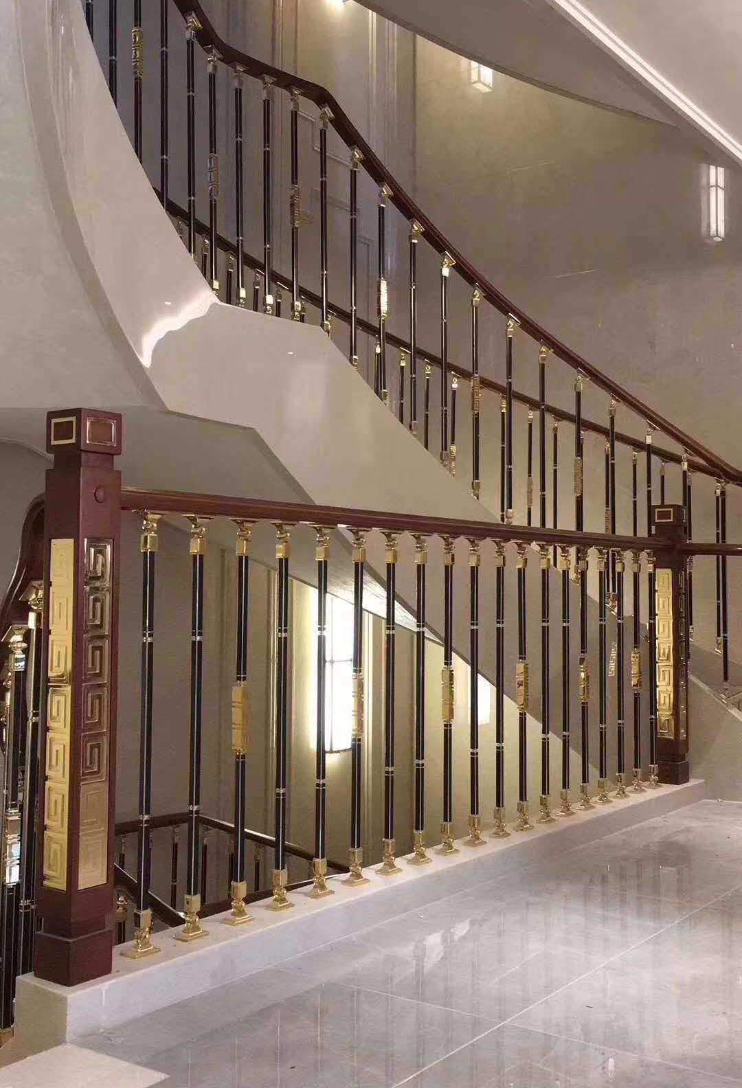 金源铜艺楼梯