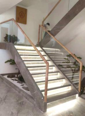 深圳楼梯定制,现代玻璃楼梯,现代冷淡风扶梯,扶梯定制,扶栏定制                        