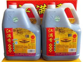 江满香压榨纯香菜籽油