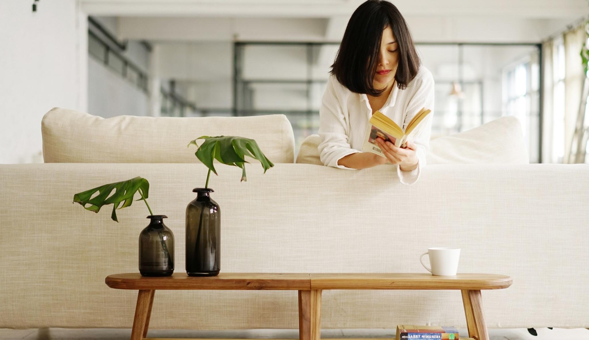 80㎡公寓装修设计案例 经典黑白...