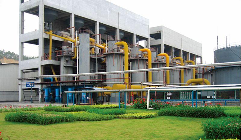 环保节能大型清洁燃气站