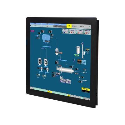 15寸工業顯示器嵌入式