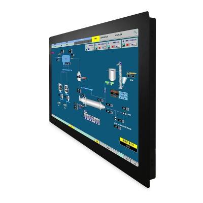 21.5寸工業顯示器嵌入式
