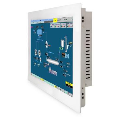 12.1寸工業顯示器嵌入式