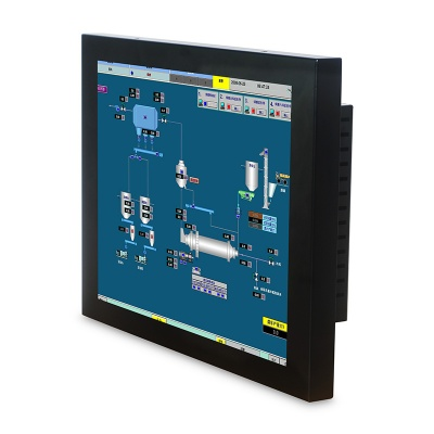 15寸工業顯示器壁掛式