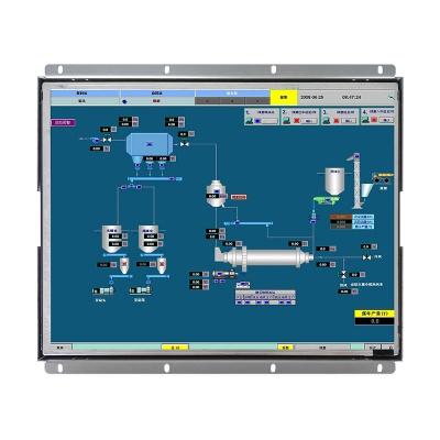 12.1寸工業顯示器開放式
