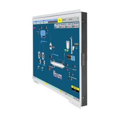 17寸工業顯示器開放式