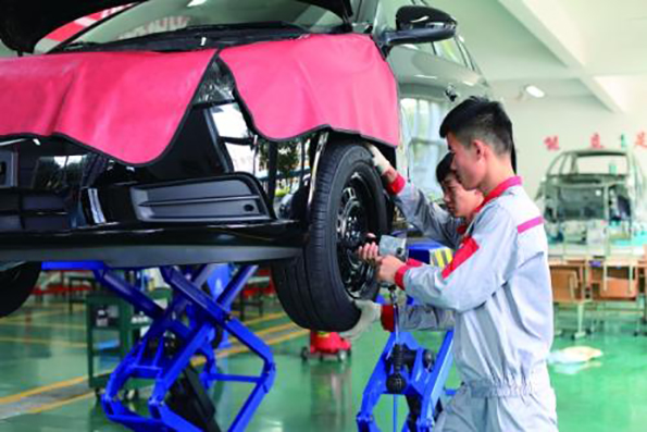 汽车维修专业就业前景
