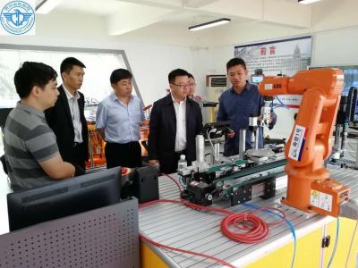 中国铝业贵州 高 级 技工学校3+3大专直通车升学班(工业机器人)专业介绍