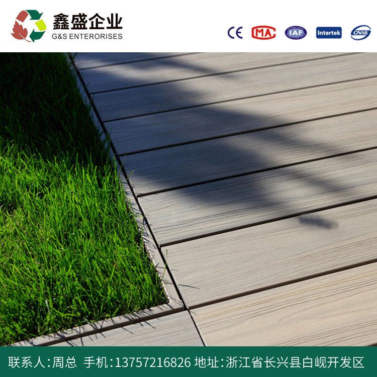 塑木地板施工工艺及注意事项间...