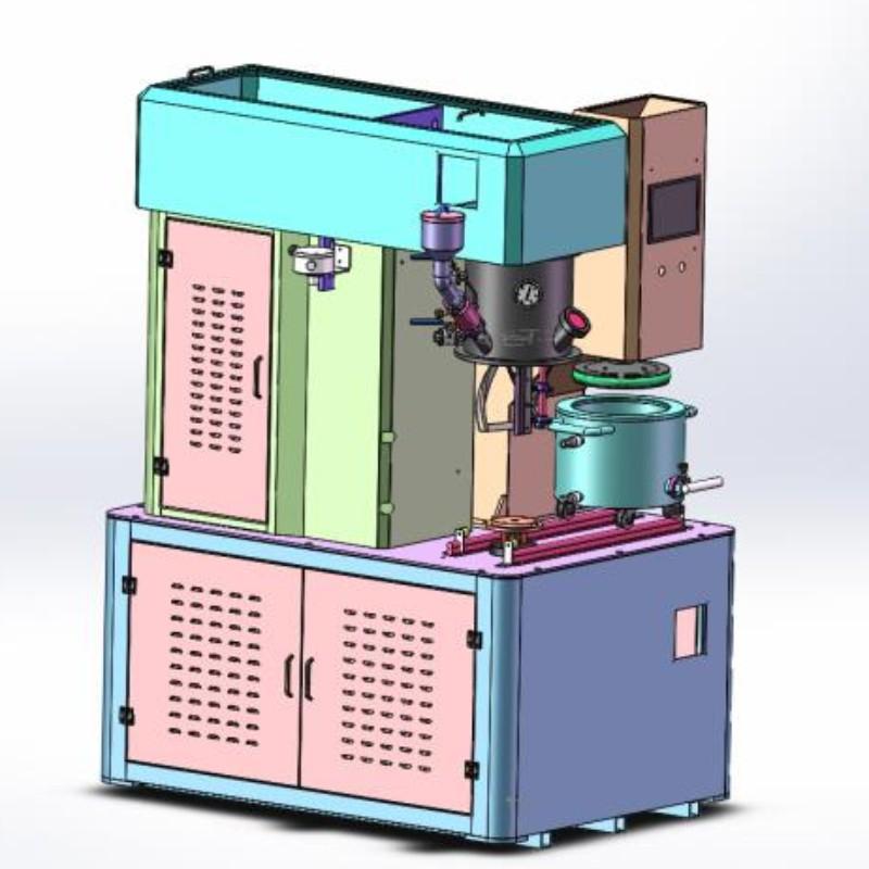 行星搅拌机-实验室系列