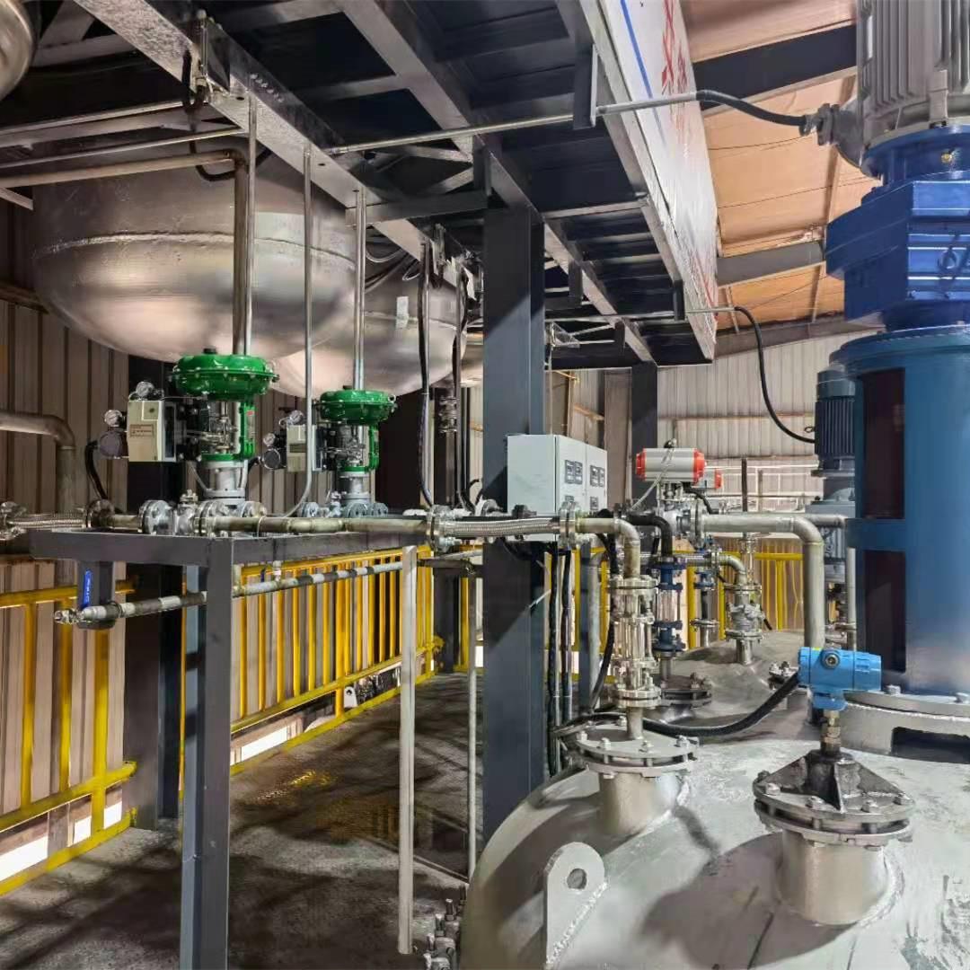 速凝剂生产成套设备,速凝剂自动化生产线