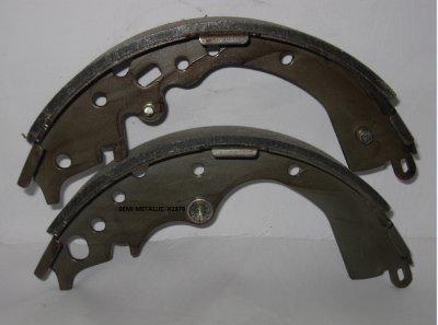S871 1358 Toyota hiace tacoma rear semi metal brake shoes