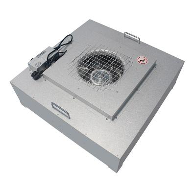 2*2 Feet FFU 220V 50 HZ AC Power Support 110V 60 HZ Clean Bench Fan Filter Unit