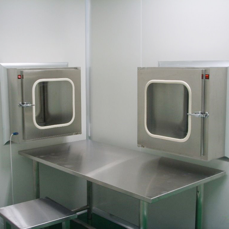 Powder,Vials,Weighing Tools Pass Box Transferring Window Air pass box