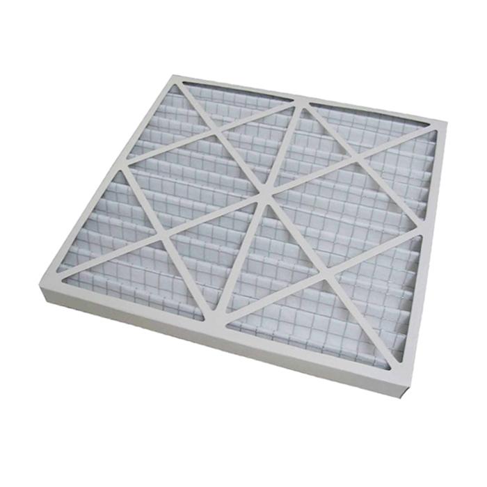 Paper frame filter G3,G4 Paper Module Frame Customer Size cardboard frame prefilter