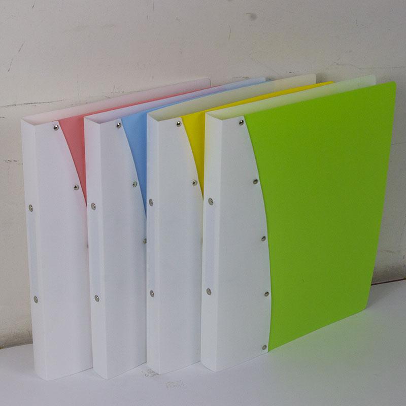 双色文件夹