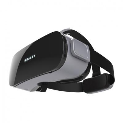 微鲸(WHALEY) X1 智能虚拟现实VR眼镜 VR一体机 骁龙820处理器 2.5K AMOLED屏