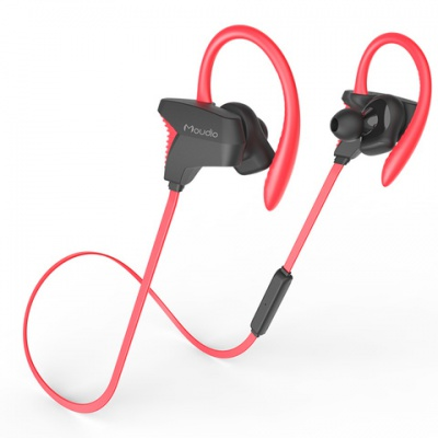 魔调 智能心率运动耳机K100 红色