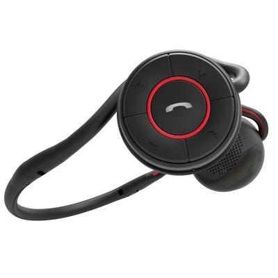 魔调UG 智能无线运动耳机M100 Talk(玄铁黑)