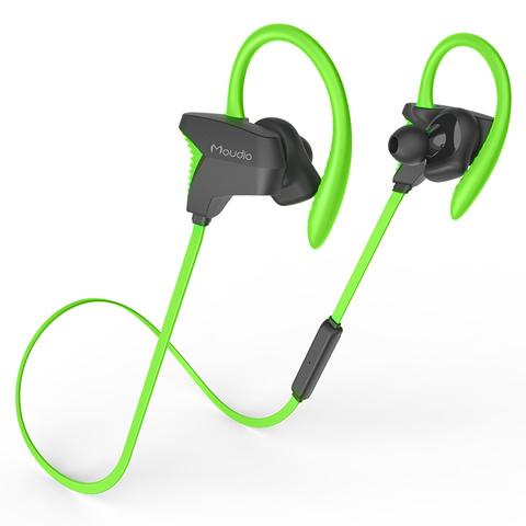 魔调 智能心率运动耳机K100 绿色