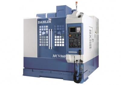 大立MCV-860立式加工中心